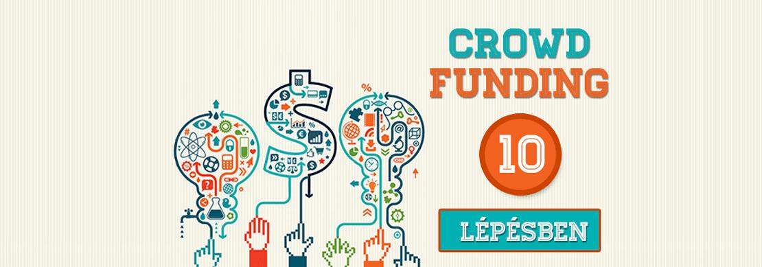 Sikeres crowdfunding: 10 lépésben