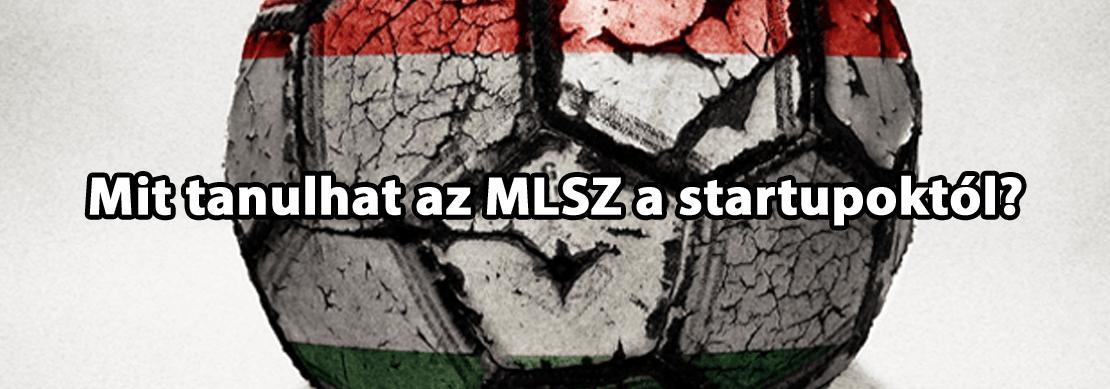 MLSZ startup