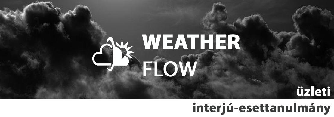 Weather Flow - üzleti esettanulmány