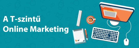 Borítókép - A T-szintű Online Marketing