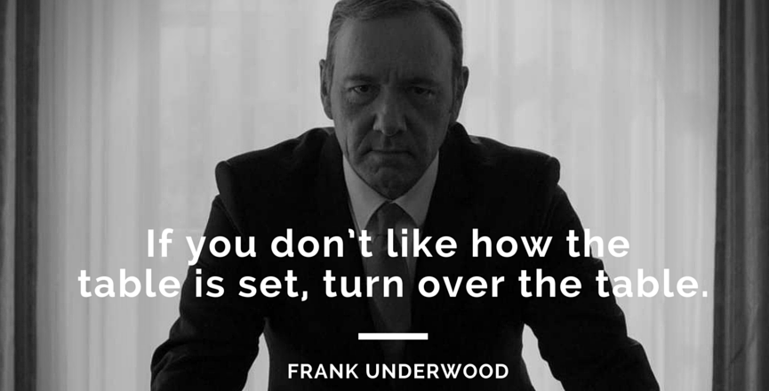 Underwood: House of Cards