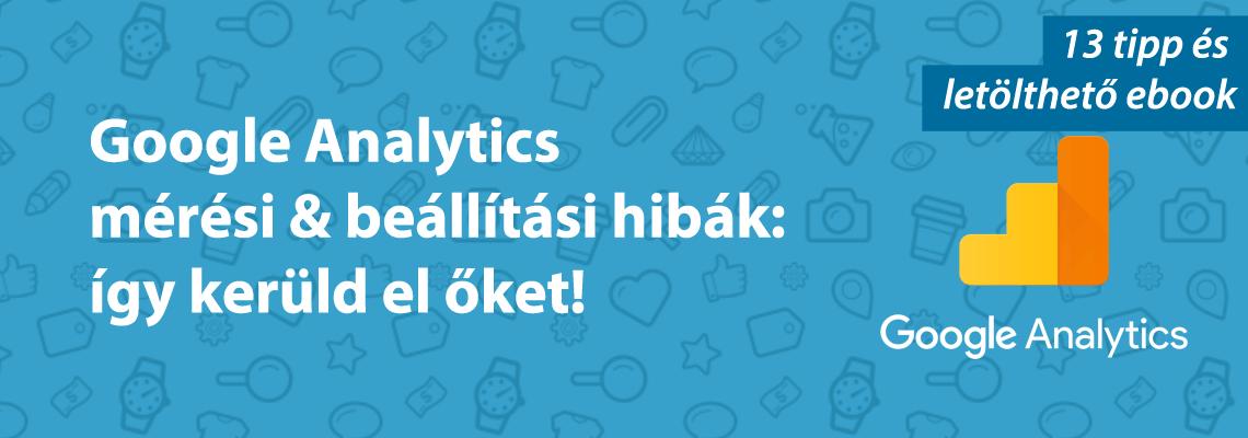 Kezdő szintű Google Analytics