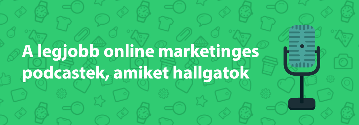 Legjobb online marketinges podcast