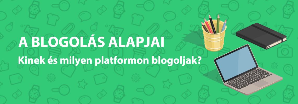 A blogolás alapjai