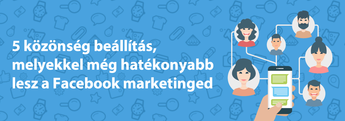 hatékony facebook marketing