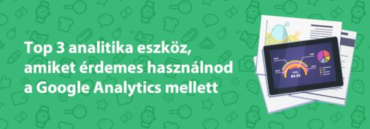 top analitika eszközök
