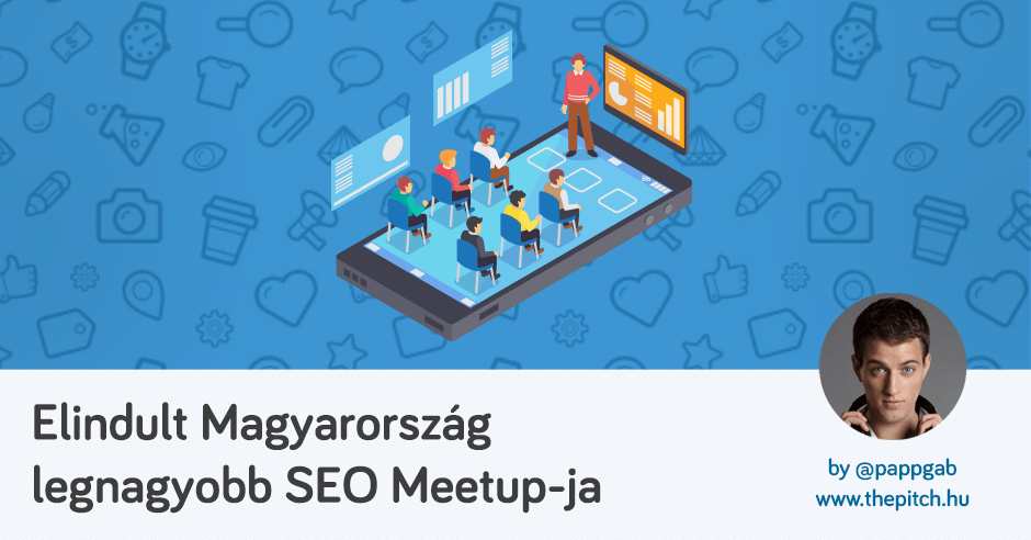 SEO meetup Facebook