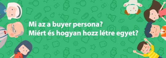mi az a buyer persona