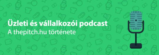 üzleti podcast