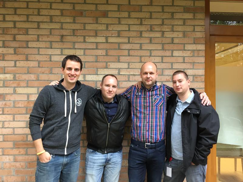 alapítvány marketing csapat