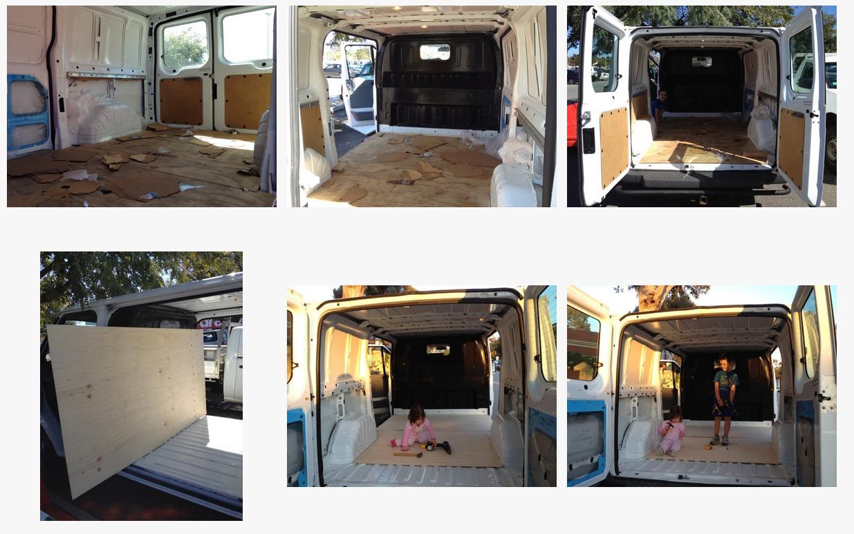 autó iroda átalakítás