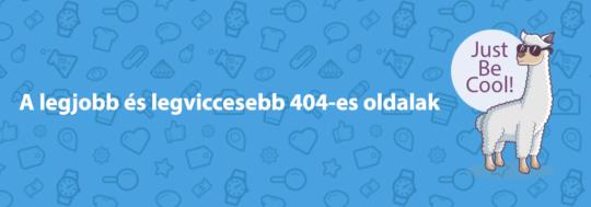 legjobb 404 oldalak