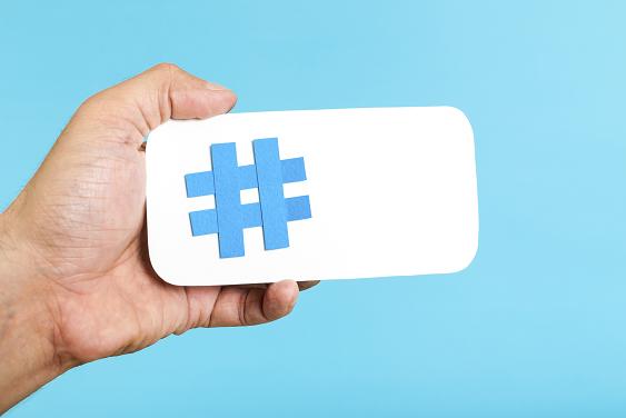 hashtag jelentése